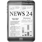 News 24 - widgets