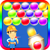 Gold Rush Bubble Shooter