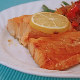 Honey And Brown Sugar Glaze For Salmon Recipes.