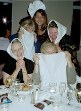 Photo: Party Animals at Jennifer Boyeson's Wedding, near Seattle, Washington (October 2004)