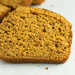 Healthy Pumpkin Banana Bread Recipe
