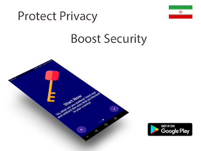 IRAN VPN Free Unlimited Screenshot