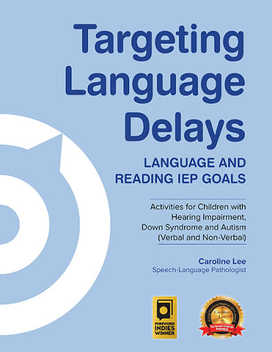 Targeting Language Delays cover