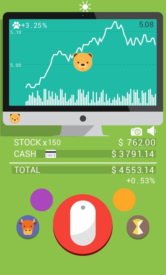 stock trading app game