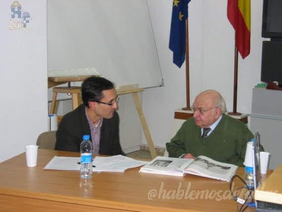 Entrevista de Javi Tejero a D.Vicente Luna -