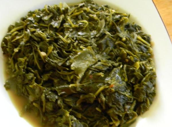 Vegetarian Greens Recipe