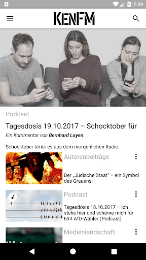 KenFM Nachrichten & Politik screenshot 1