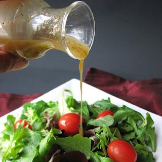 Sundried Tomato Vinaigrette