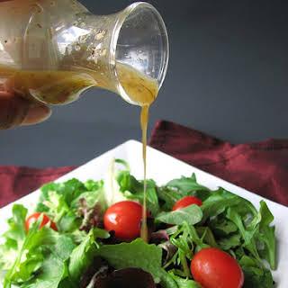 Sundried Tomato Vinaigrette.
