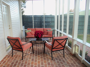 Photo: Tour of Homes 2012: Dale House - back porch/patio