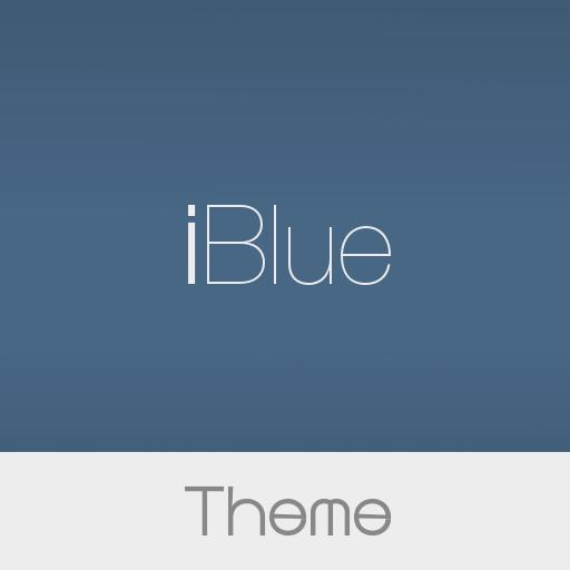 iBlue Theme