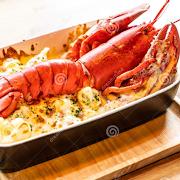 Lobster & Cheese Dumpling 龙虾芝士饺