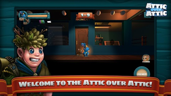 Attic over Attic Screenshot
