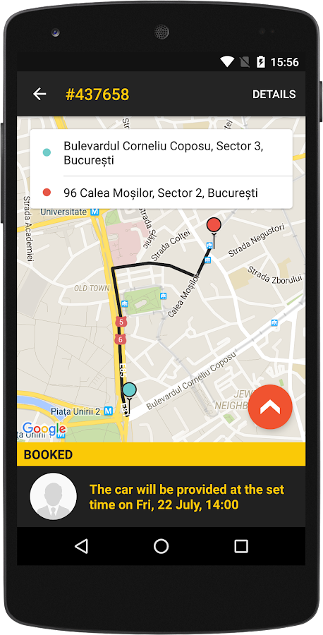 BlackCab.ro- screenshot