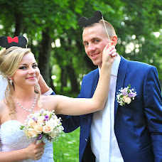 Wedding photographer Olga Kaloshka (Lerka13112006). Photo of 04.07.2014