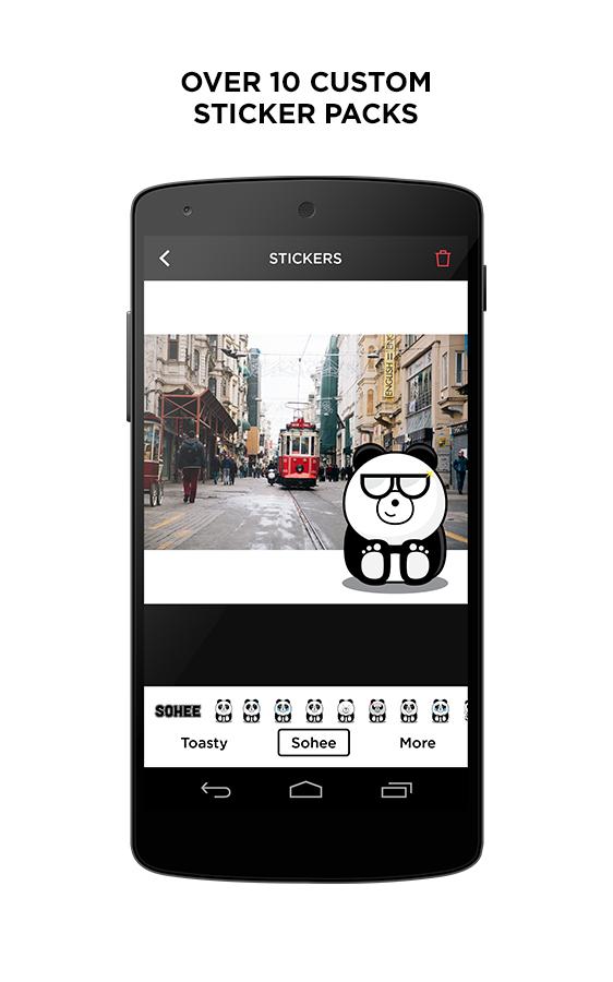 InstaSize - screenshot