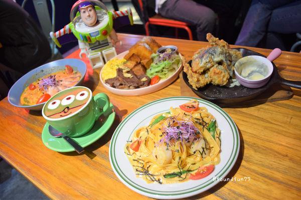 夢鹿咖啡 by tame moose|早午餐 brunch 中山站美食 義大利麵 燉飯 咖啡廳
