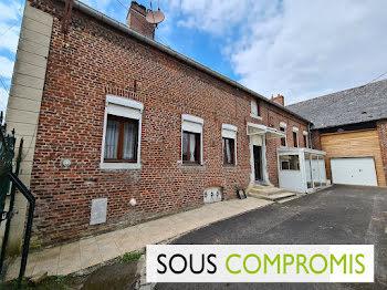 maison à Villers-Pol (59)
