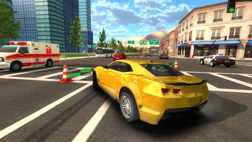 Crime Car Driving Simulator Apk 2