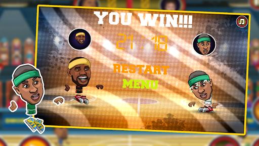 Basketball Legends PvP : Dunk Battle screenshots 5