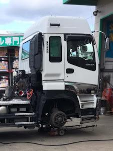 ギガ  平成23年車ののカスタム事例画像 KACCHiNさんの2018年10月19日19:18の投稿