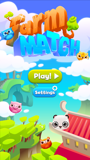 Pet Farm Match