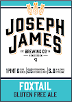 Joseph James Fox Tail Pale Gluten Free