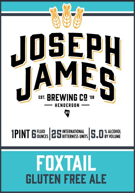 Logo of Joseph James Fox Tail Pale Gluten Free