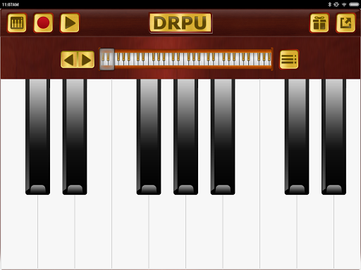 Piano Keyboard Music Pro - DRPU PIANO Learning App  screenshots 21
