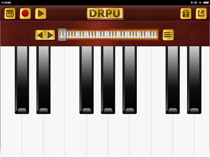 Piano Keyboard Music Pro Screenshot