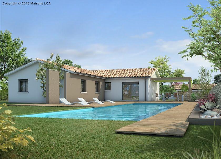 Vente maison 4 pièces 92 m² à Bourdalat (40190), 183 651 €