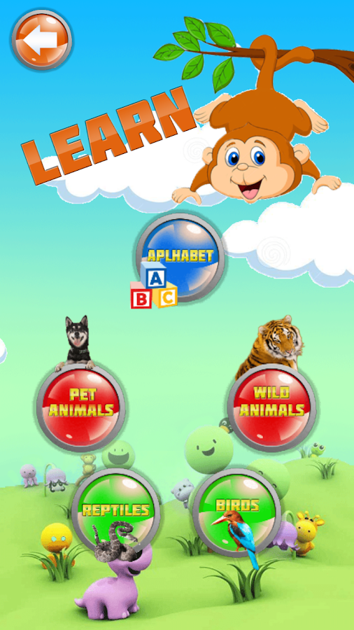 Educational Kids Games- screenshot