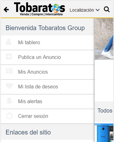 Tobaratos- screenshot