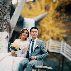 Wedding photographer Kubanych Absatarov (absatarov). Photo of 22.12.2018