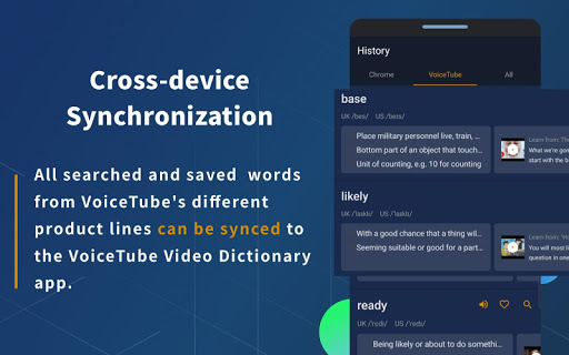 VoiceTube Dictionary for English learners screenshot 10