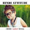 Hindi Attitude Status 10000+