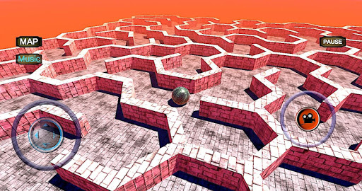 Epic Maze Ball 3D (Labyrinth) screenshots 4