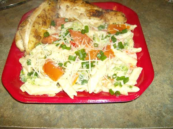 Creamy Pasta & Veggie Casserole Recipe