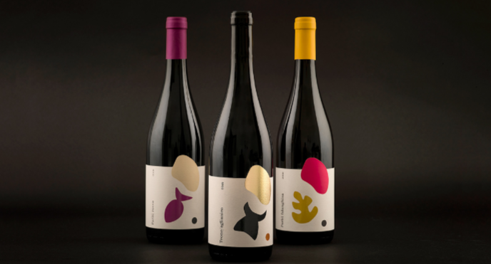 Wine Labels for Aita