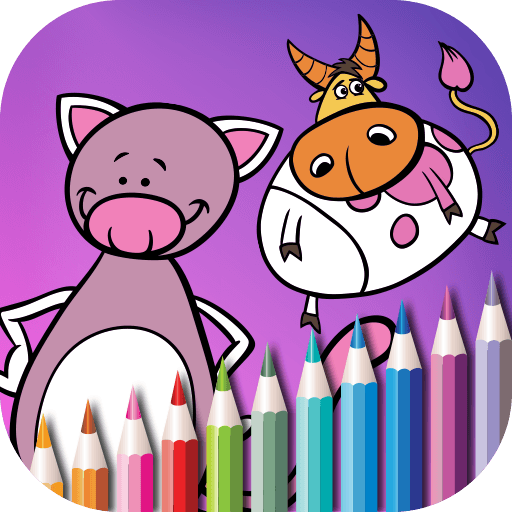 Cute Animals Coloring Book Apps Apk Free Download For Android PC Windows