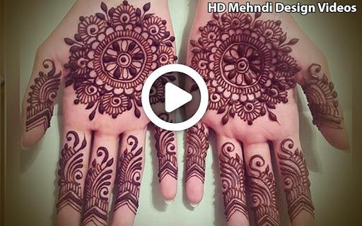 Simple Mehndi Designs Videos Tutorial Mehndi 2018  screenshots 2