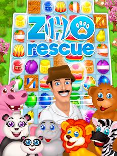 Zoo Rescue: Match 3 & Animals (Mod Money)