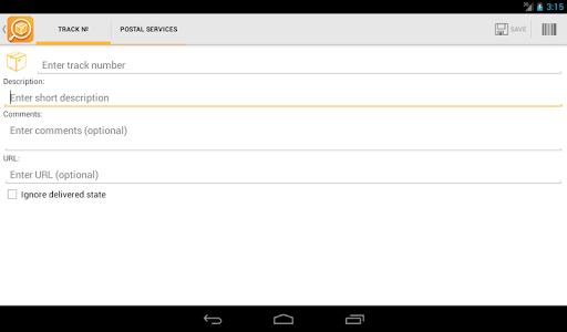 TrackChecker Mobile 2.25.8 screenshots 19