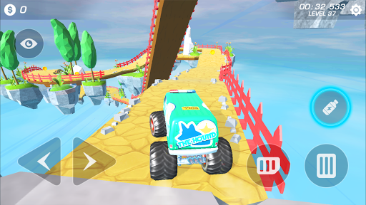 Car Climb Stunts 3D screenshot 7