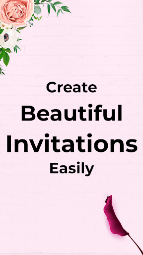 Invitation Maker Free, Paperless Card Creator android2mod screenshots 2