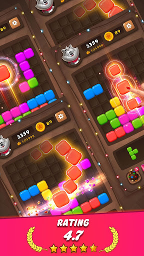 Puzzle Master - Sweet Block Puzzle 1.4.3 screenshots 4