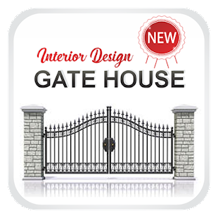 Gate House interior design - náhled