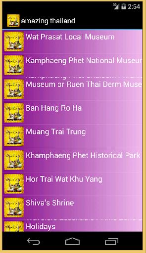 amazingthailand KamphaengPhet