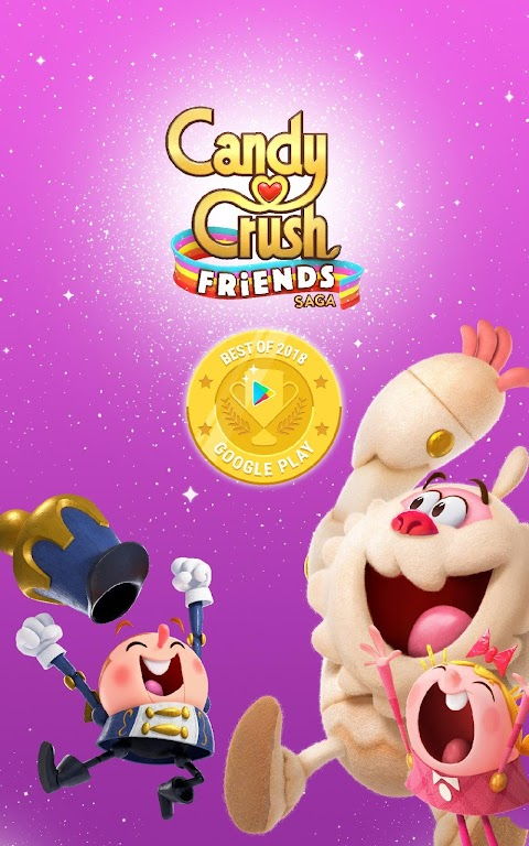 Candy Crush Friends Saga poster 18