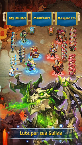 Castle Clash: Batalha de Guildas 1.6.2 screenshots 17